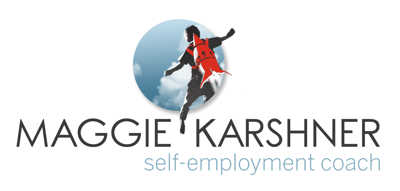 Maggie Karshner, self-employment coach