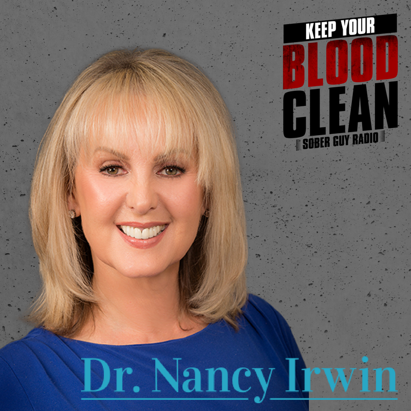 Dr Nancy Irwin Sober Guy Radio.png