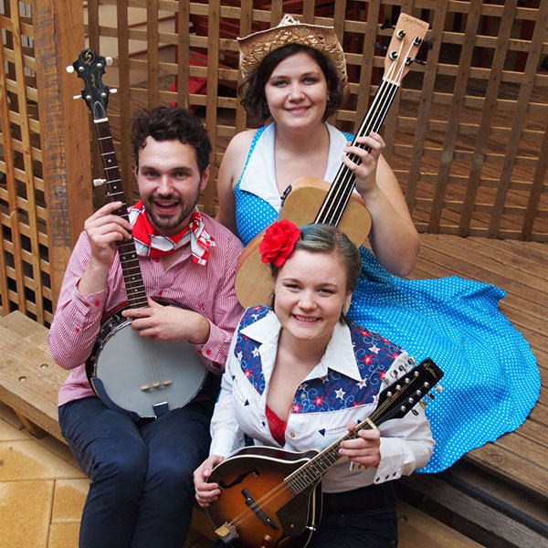 THE VON MUIZNIEKS FAMILY HOEDOWN! 9.00pm, Thurs 26 and Fri 27 June