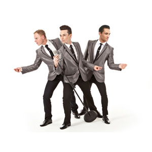 Australia's Boys of Motown - 6:30pm Wed 21 to Sun 25 June