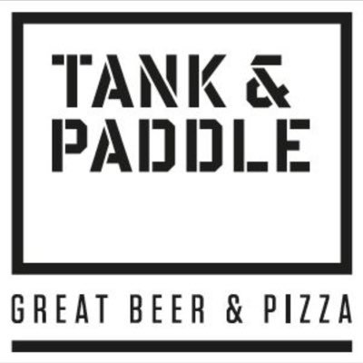 Tank and Paddle -