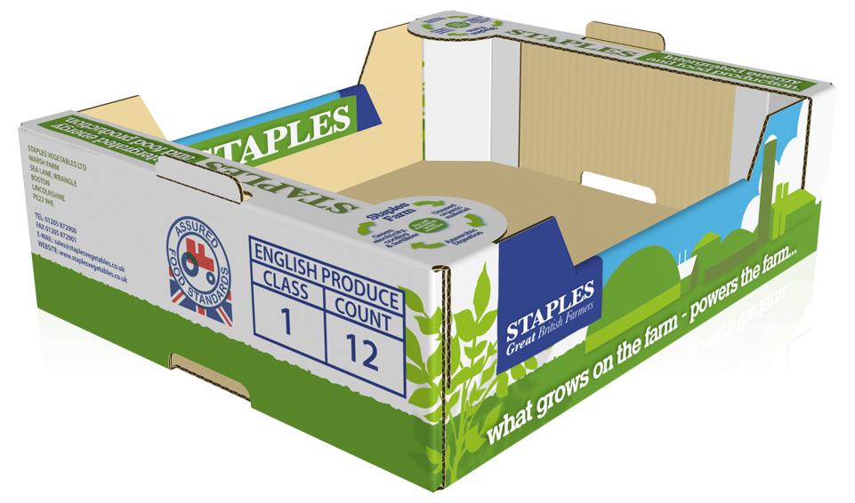 AD Profile Staples Tray 3D How2 c