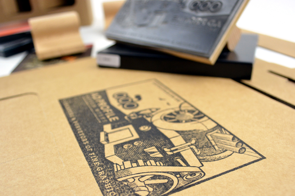 AD Profile Rubber Stamps