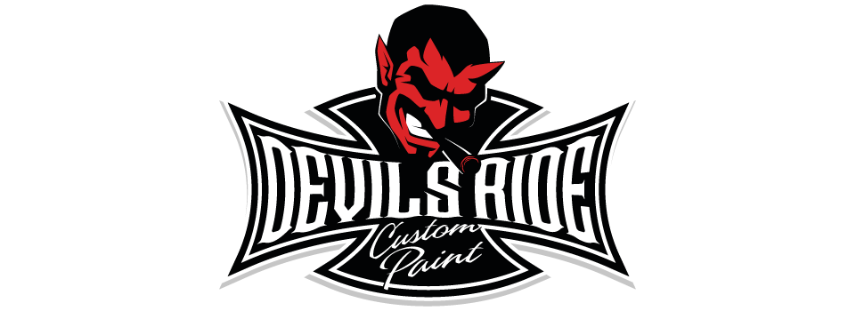 Devils Ride logo design by AD Profile
