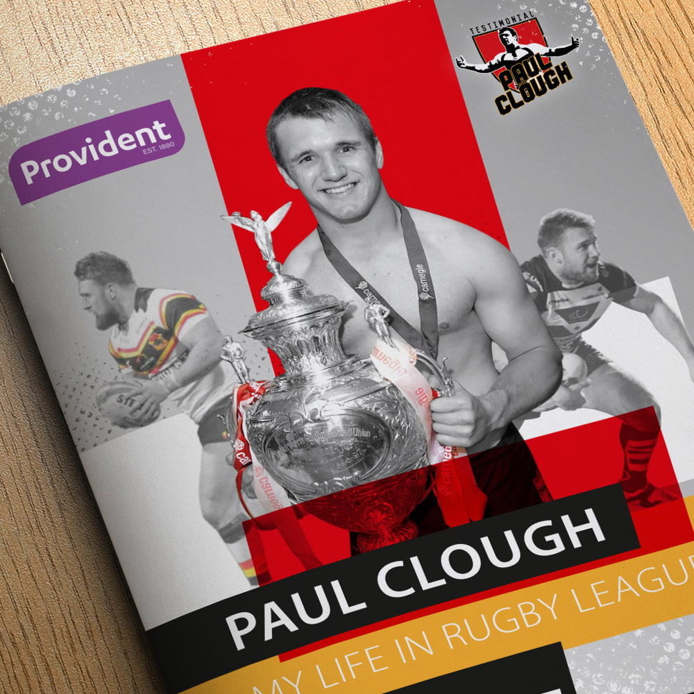 Paul Clough Testimonial Brochure