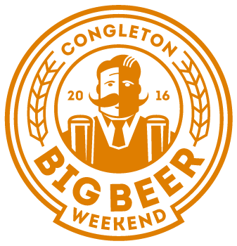 Congleton Big Beer Weekend Logo Design by AD Profile