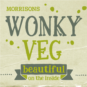 Morrisons Wonky Veg