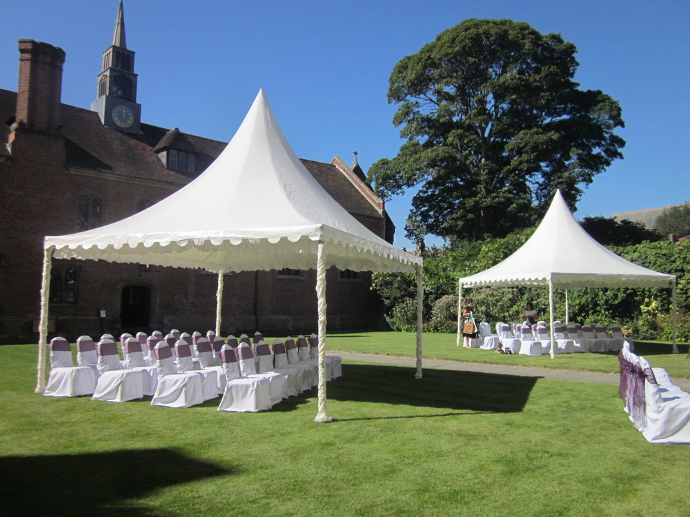 Magdalene College, cambridge chair covers