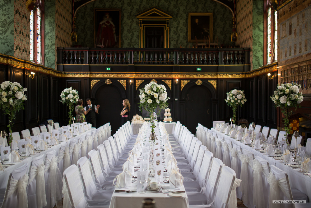 Queens College, Cambridge Chair covers