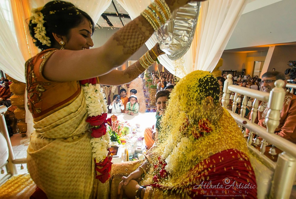 Atlanta Wedding Photographer | Indian Weddings | atlantaartisticweddings.com