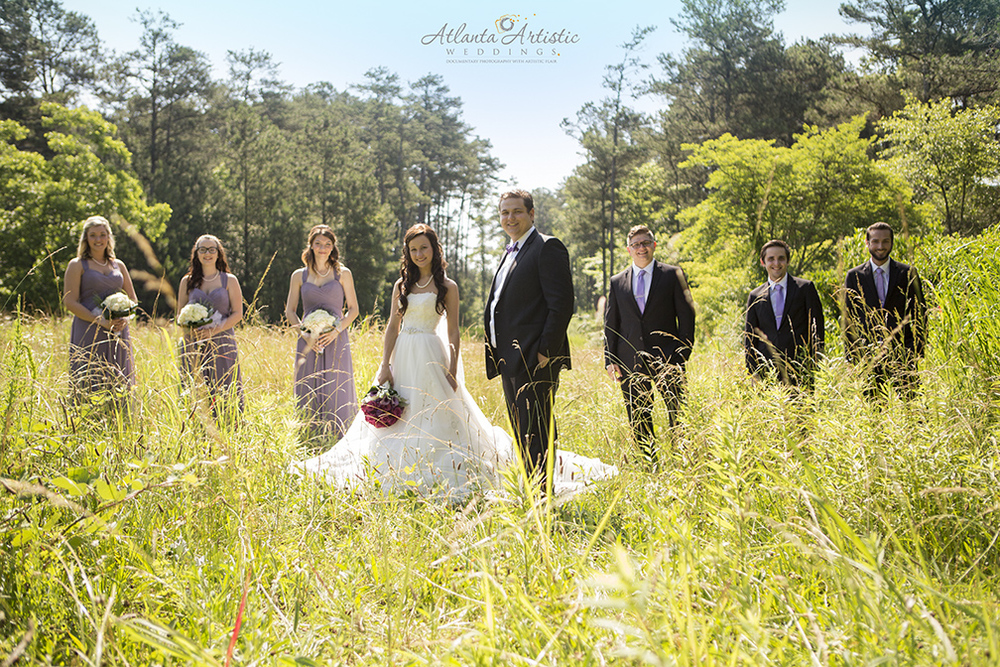 Atlanta Wedding Photographer | Atlanta Artistic Weddings