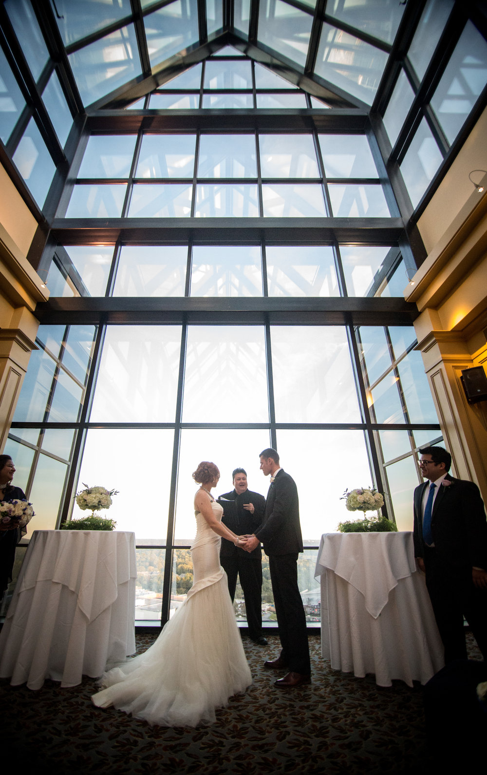 Wedding at City Club of Buckhead by the Atlanta Wedding photographers at www.AtlantaArtisticWeddings.com