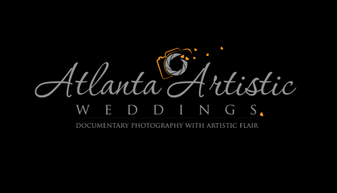 Atlanta Artistic Wedding Photographer