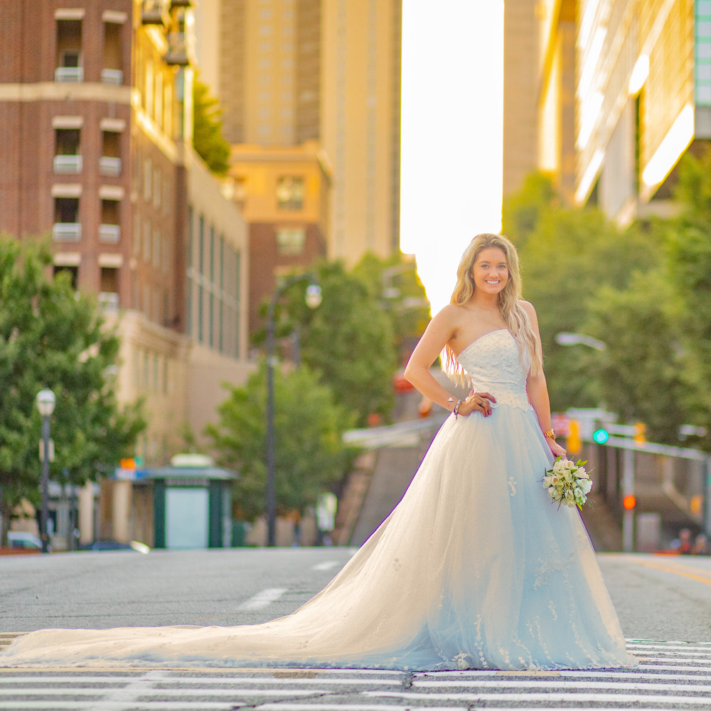 Shot by the Atlanta Wedding Photographers at AtlantaArtisticWeddings in Peachtree Street
