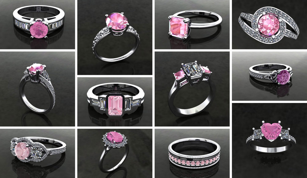 Introducing Perfect Pink   View the collection