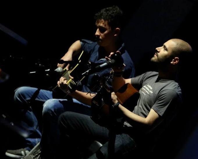 Jhon Jimenez and Sebastian Palacio performing at Soul Sophistication - 2 May 14.All photos taken bySteven C. Price Photography