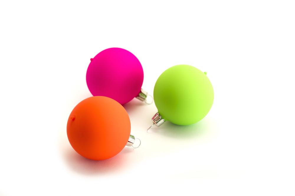 Neon Baubles