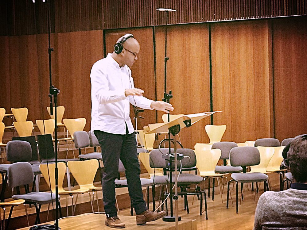 Berklee Recording No.4 - Brass Quintet recorded at the Palau de Musica, Valencia. Music written and conducted by Benjamin Burrell