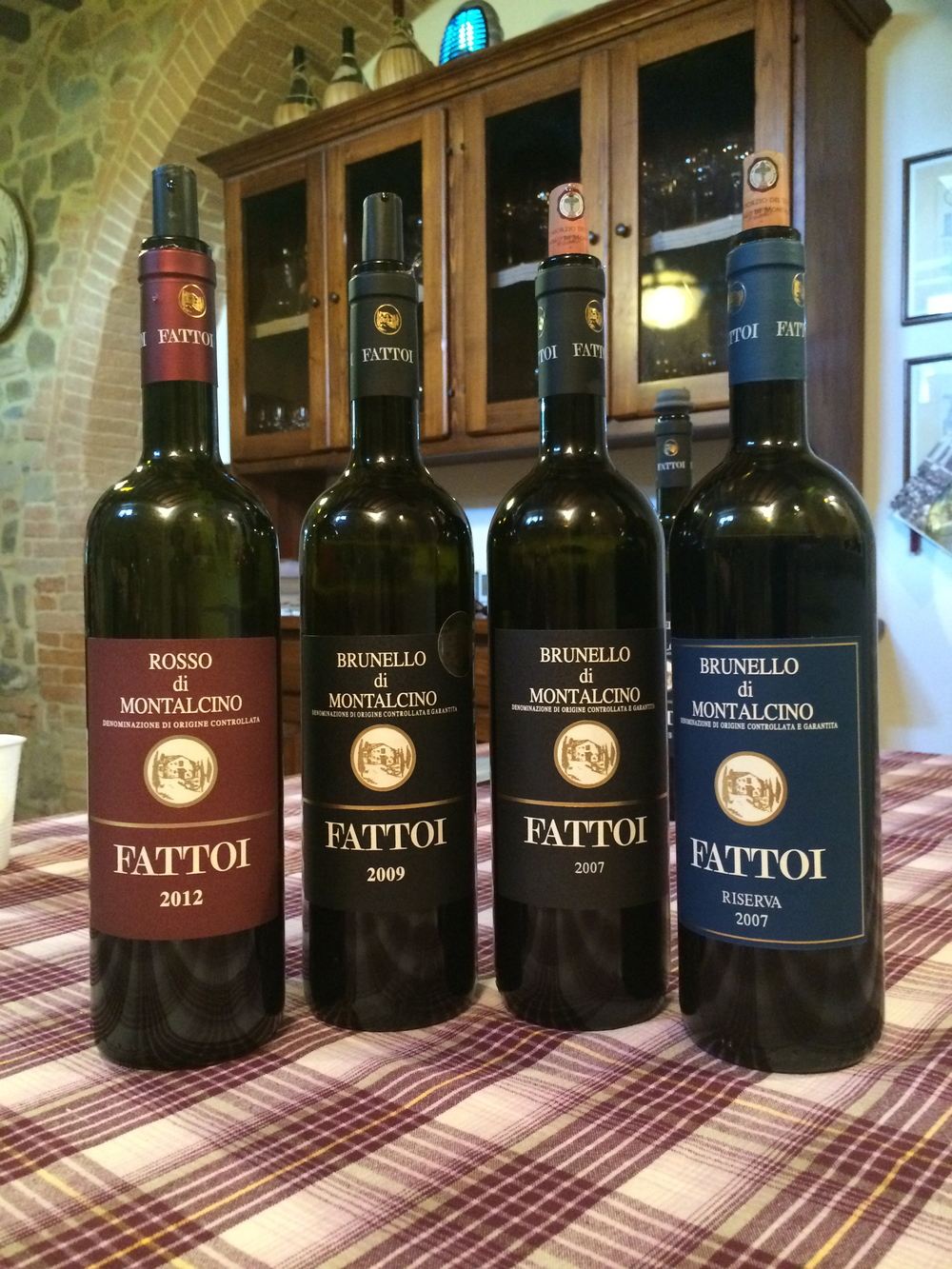 Best Tuscany Wine Tour - Fattoi Winery