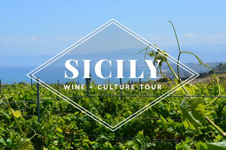 La Dolce Vigna Sicily Wine Tour