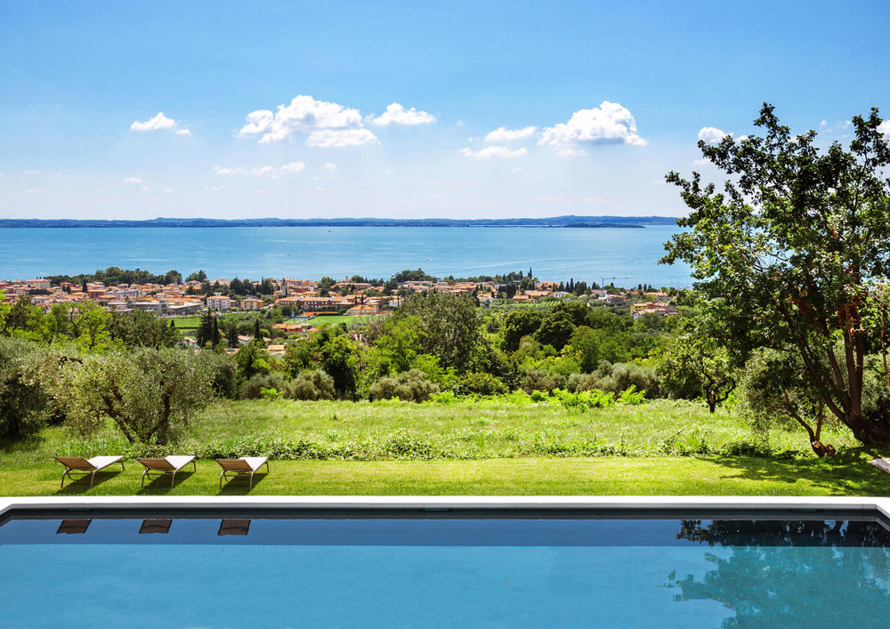 Veneto Villa Near Lake Garda