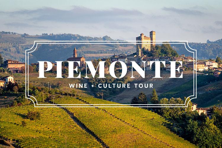 La Dolce VIgna - Piedmont Wine Tour
