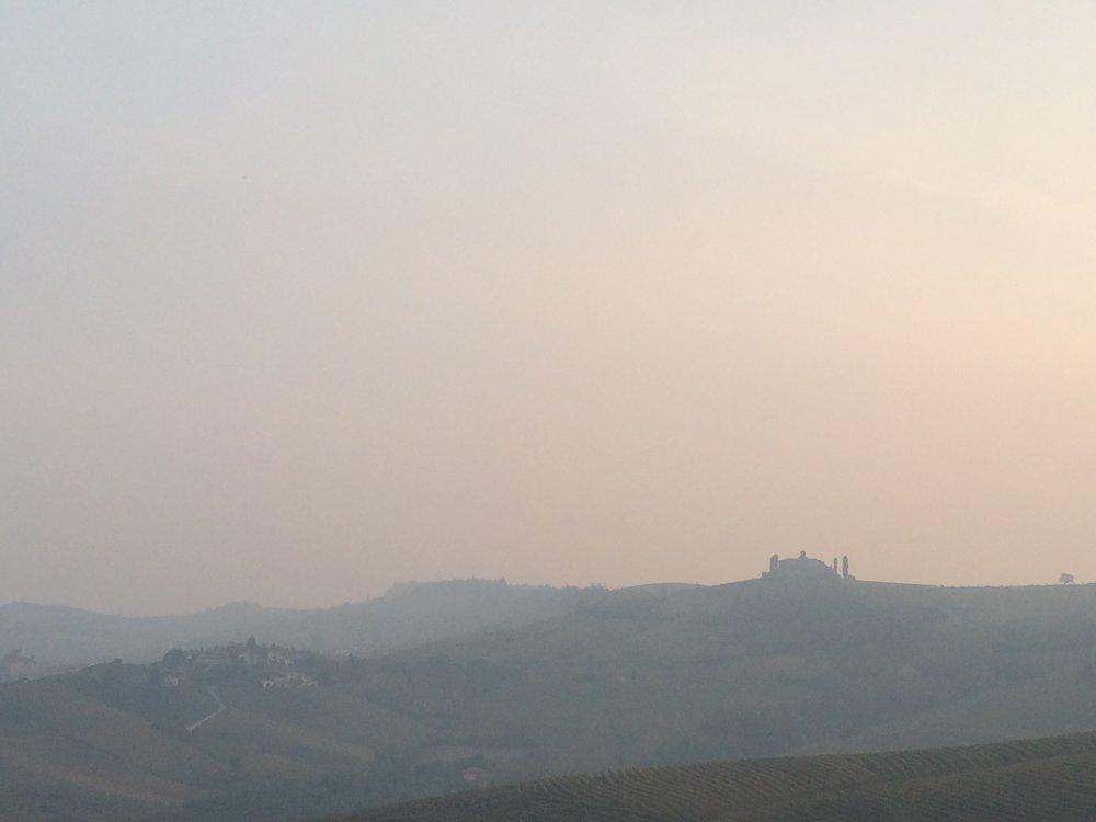 Best Piemonte Wine Tour - View of the Langhe
