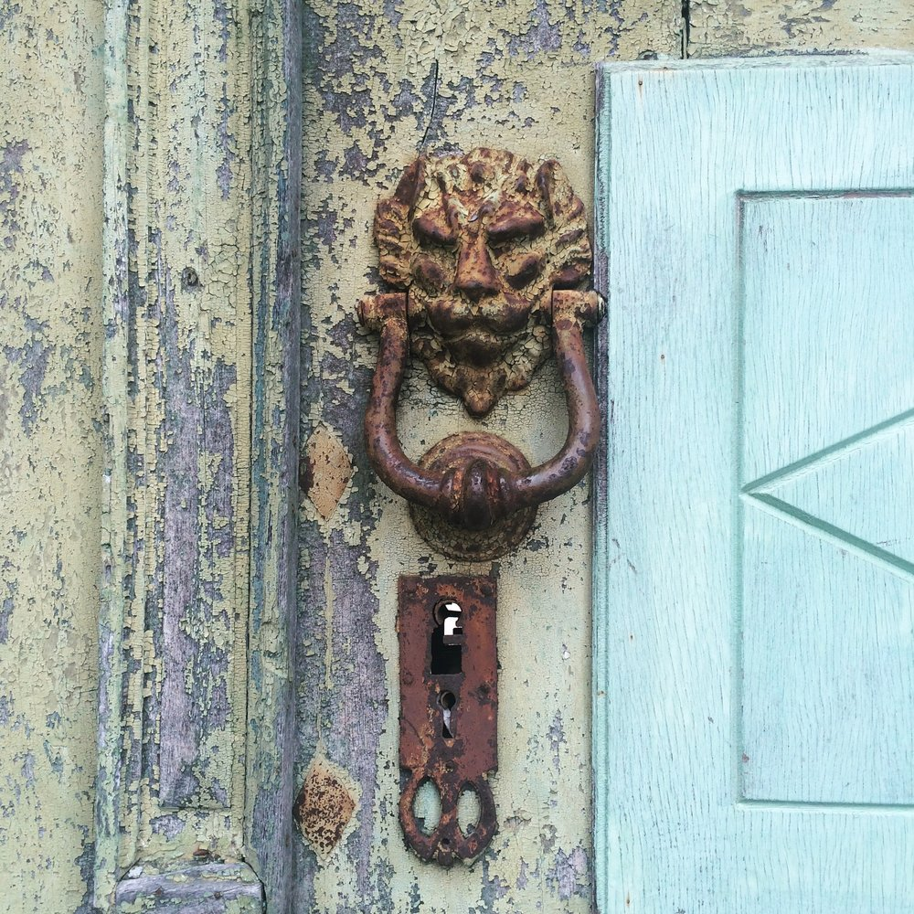 Copy of Best Piemonte Wine Tour - Italian Door Knocker