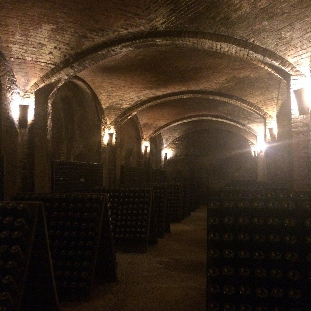 Best Piemonte Wine Tour - Wine Cave