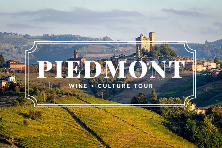 Piedmont WIne Tour -Piemonte Wine Tour - La Dolce Vigna Wine Tours