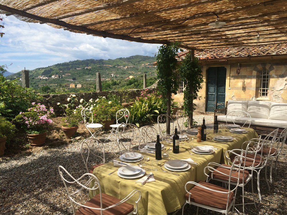 Blissful Yoga Retreat in Tuscany - Lunch under the Tuscan Sun