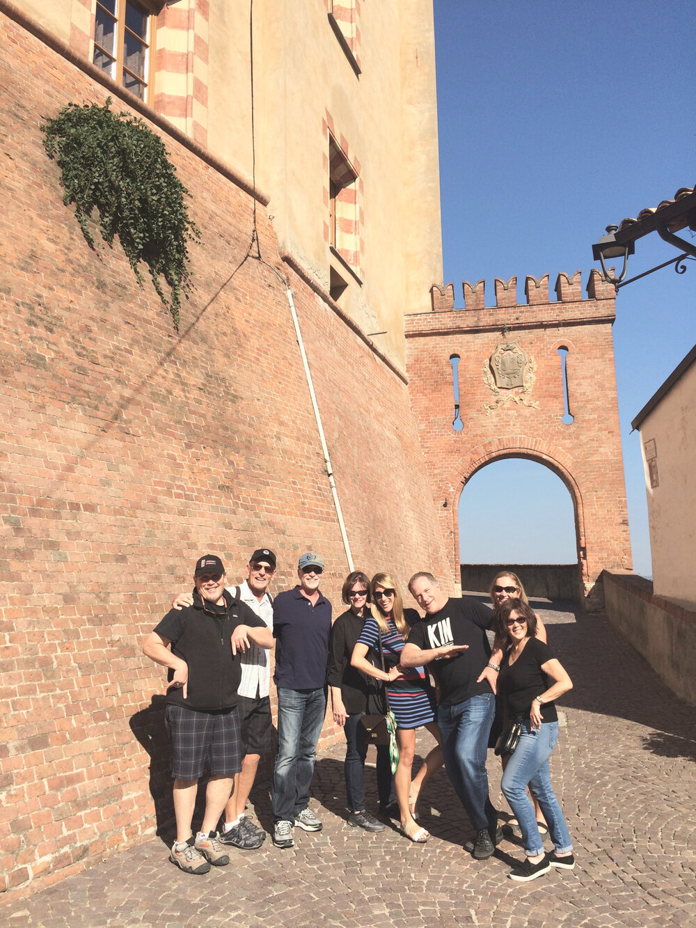 Best Piemonte Wine Tour - Barolo Castle