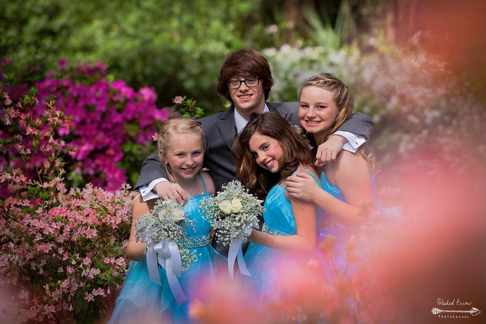 Their Precious Kids!