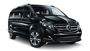 Our Mercedes V-Class Business Van