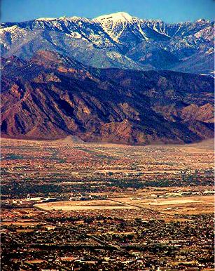 """Nuvagantu --""""it has snow""""--Charleston Peak, Nevada, site of Southern Paiute creation"""