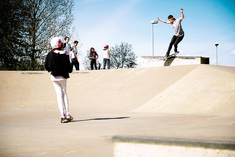 William Hall - Bs smith to bank.  Foto Adam Klingeteg