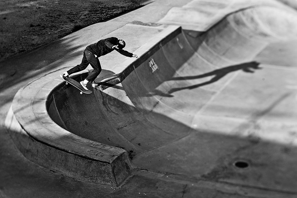 Simon Sandström - Gap to back tail, low to high. Foto Anders Neuman