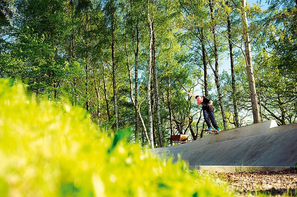 Ingared Skatepark