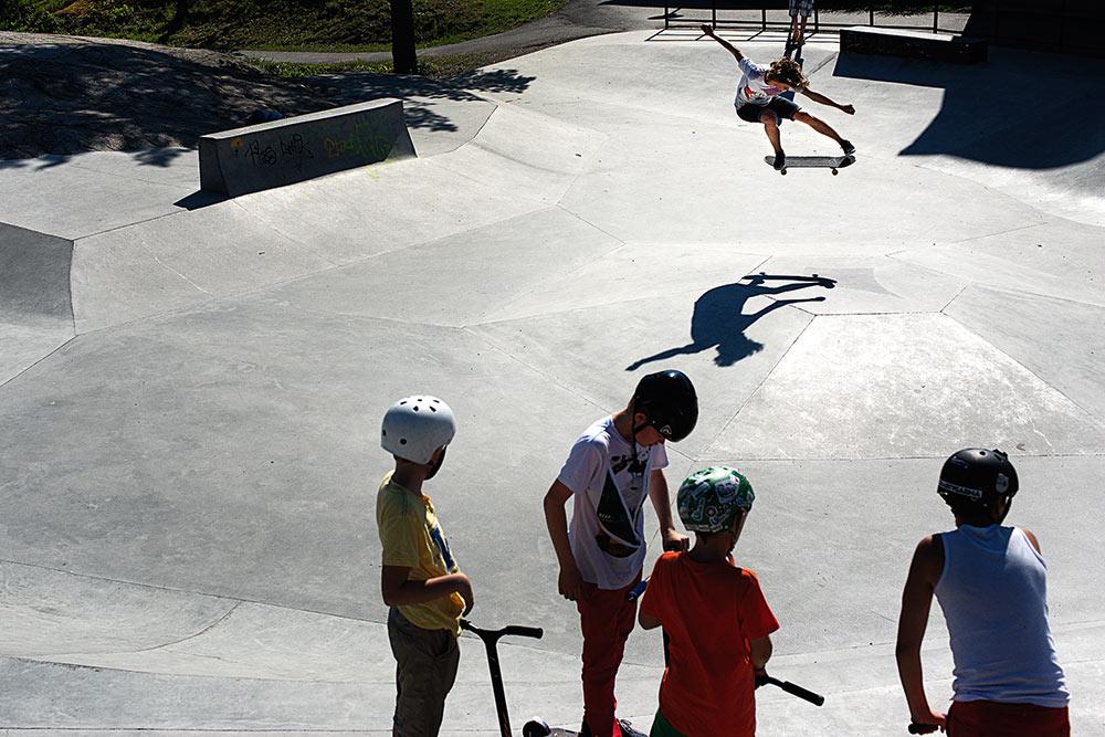 Gustavsberg Skatepark