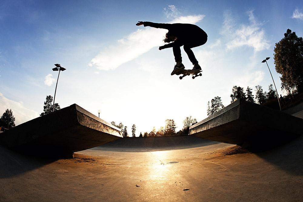 Skellefteå Skatepark