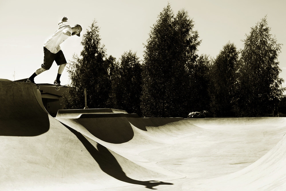 Stefan Jonsson - Wallie transfer backside tailslide