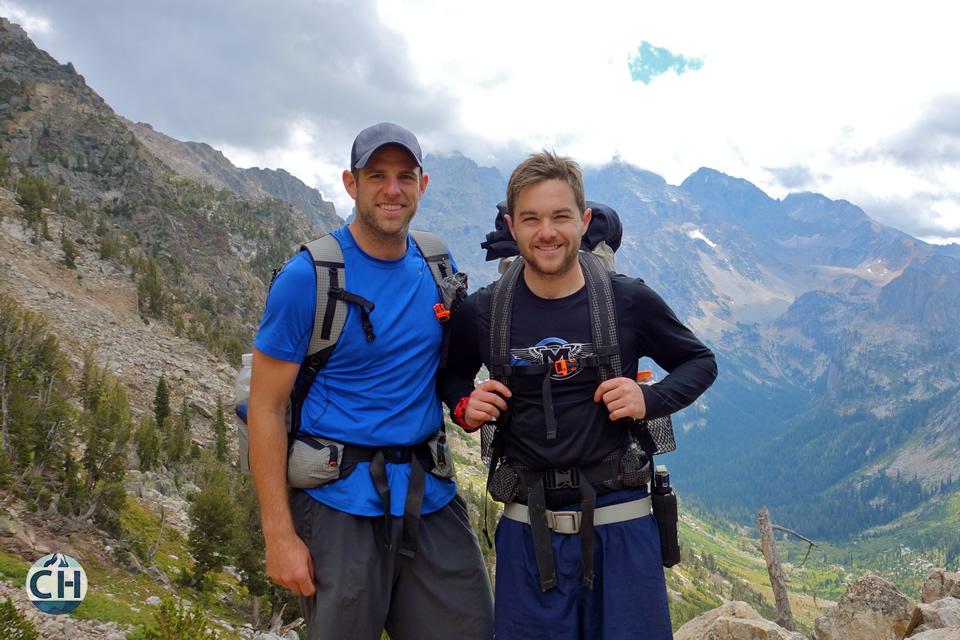 Dave and Ryan GTNP