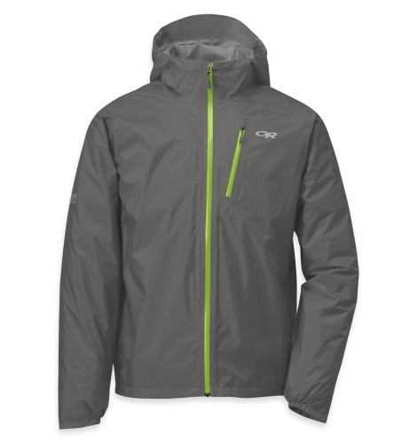 Best Backpacking Rain Jackets & Down Jackets 2016 — CleverHiker