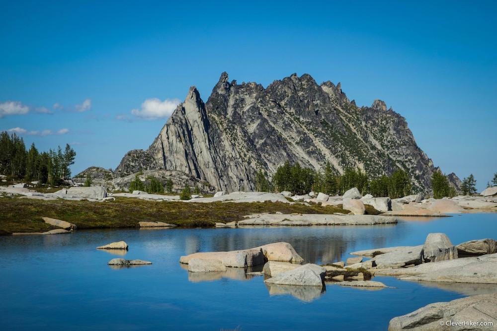 Prusik Peak & The Temple