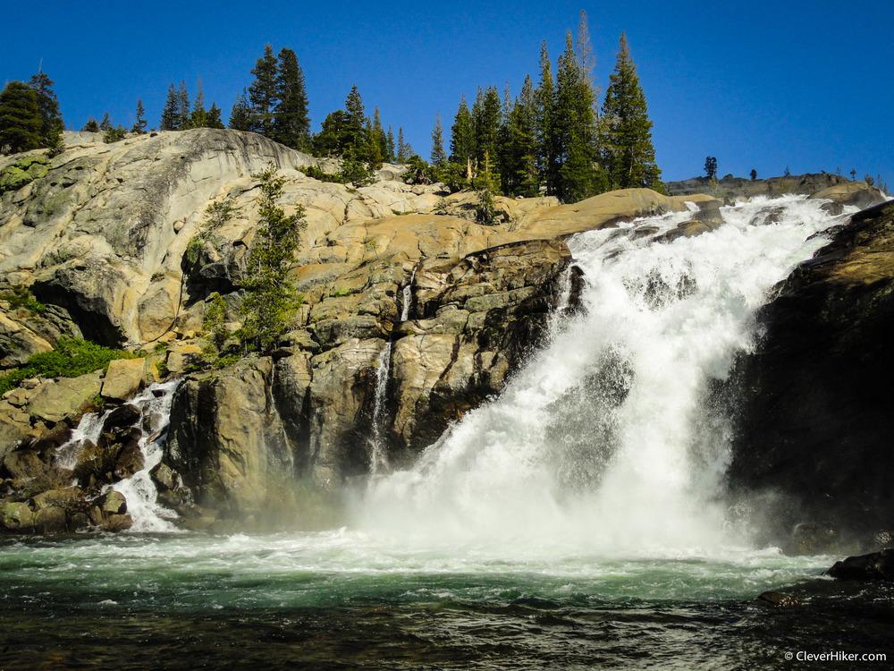 PCT - Yosemite