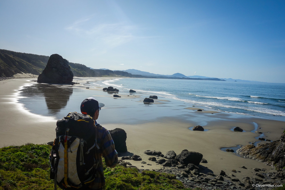 Oregon Coast Trail - Bandon to Port Orford