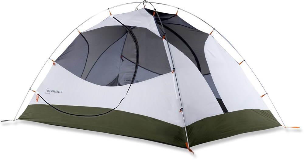 REi Passage 2  sc 1 st  CleverHiker & 7 Best Backpacking Tents of 2015 u2014 CleverHiker