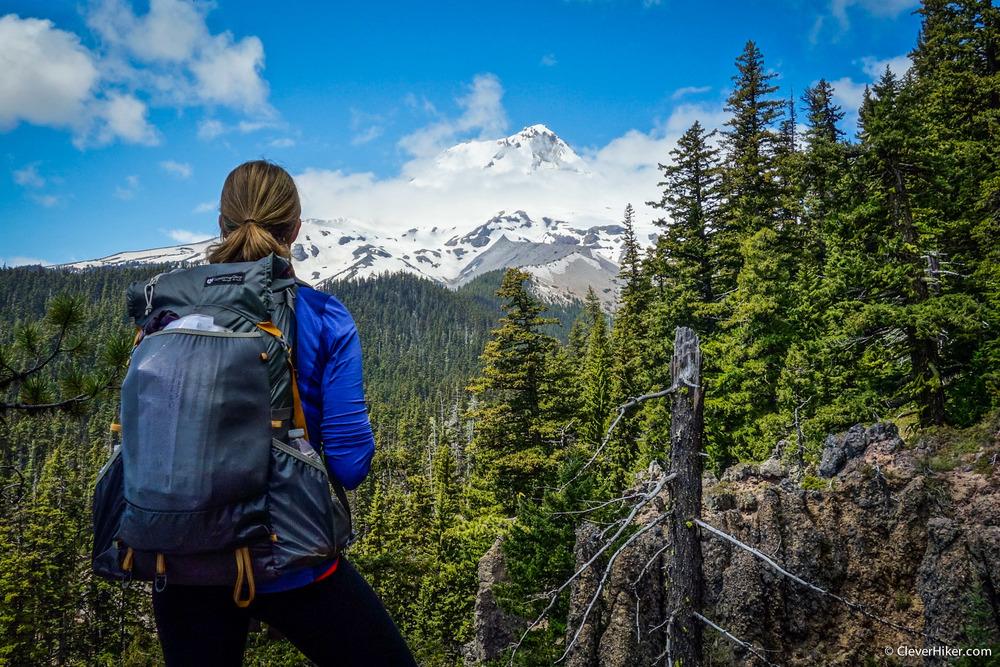 Annie -Mt. Hood View