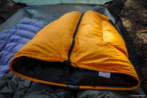 Enlightened Equipment Revelation Quilt Review — CleverHiker 16a41ce60d9c