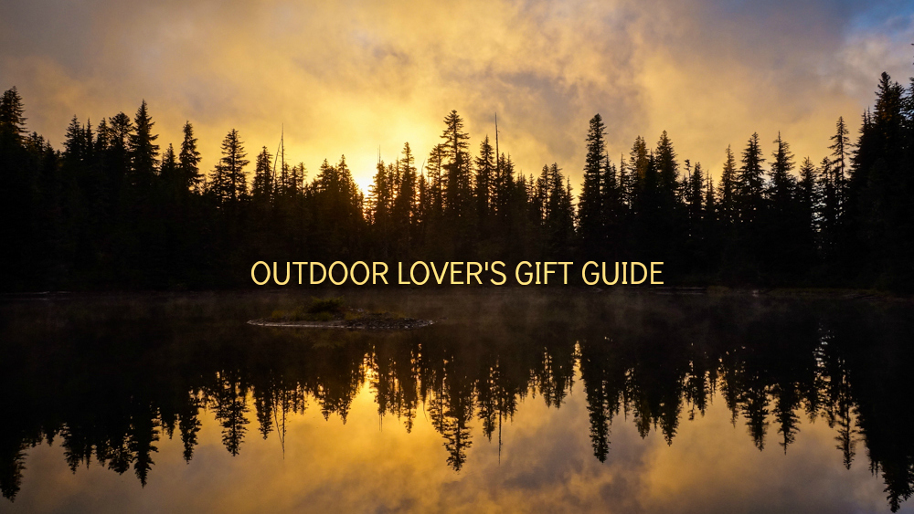 outdoor lover's gift guide